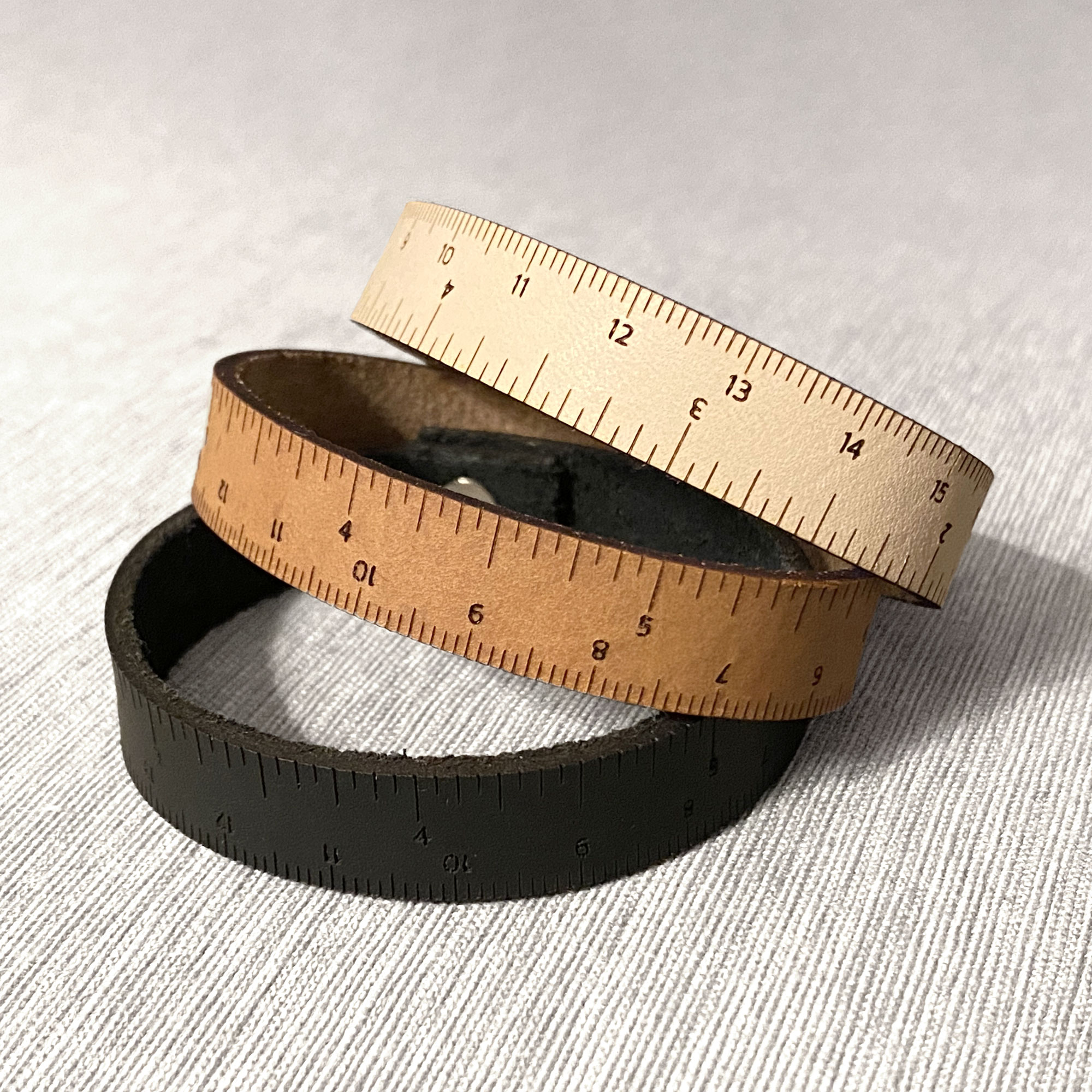 Single Wrap Wrist Ruler for only $12.50